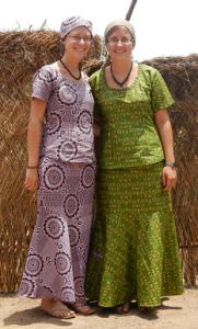 Johanna und Naomi