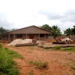 Neubau des Waisenhauses Tabitha August 2016