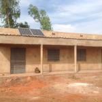 Solarzellen Neubau Jungen Dorcas