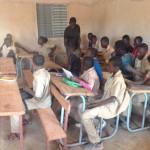 Dorcas Ausbildungszentrum Jungen 2017