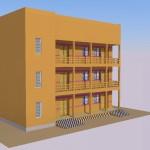 Bauplanung in 3D für Nebau